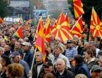 Nastavljeni prosvjedi u Makedoniji