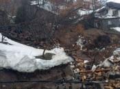 Gornji Vakuf/Uskoplje: Klizište na Borovoj Ravni - srušena kuća