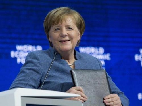 Angela Merkel opet proglašena najmoćnijom ženom