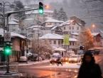 Sutra oblačno s kišom, susnježicom i snijegom