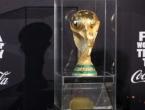 U Zagreb stigao trofej Svjetskog nogometnog prvenstva