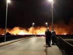 Ogroman požar kod Metkovića¸, sve snage na terenu