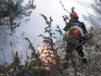 Požar na Kupresu se širi, vatrena stihija ušla u prostor visoke šume