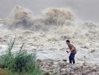 Tajvan u stanju pripravnosti dok se približava tajfun Nepartak