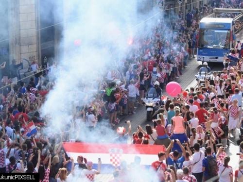 Cijeli svijet piše o Hrvatskoj: ''Slavlje i doček kao da su Svjetski prvaci''