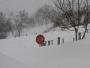 Snijeg blokirao cijelu općinu