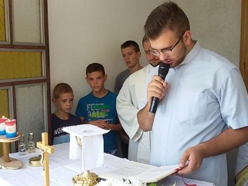 FOTO: Proslava sv. Ilije na Gmićima u župi Prozor