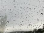 Sljedećih dana kiša, pljuskovi i grmljavina