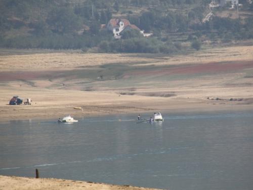 FOTO: Veslačka regata na Ramskom jezeru