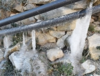 Tomislavgrad: Zbog niskih temperatura pucaju vodovodne cijevi