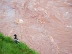 Povećan vodostaja na cijelom vodnom području rijeke Save