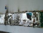 Zapaljen uskršnji pano u Osnovnoj školi u Žepču