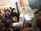 FOTO: Sv. Nikola radosno dočekan i u župi Rama Šćit