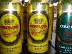 Rusija rekla ''ne'' alkoholu iz Ukrajine