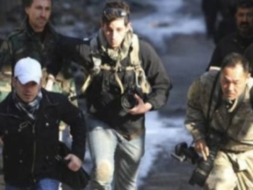 Sirija najopasnija zemlja za novinare