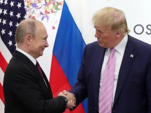 Trump Putinu ponudio pomoć pri gašenju požara u Sibiru