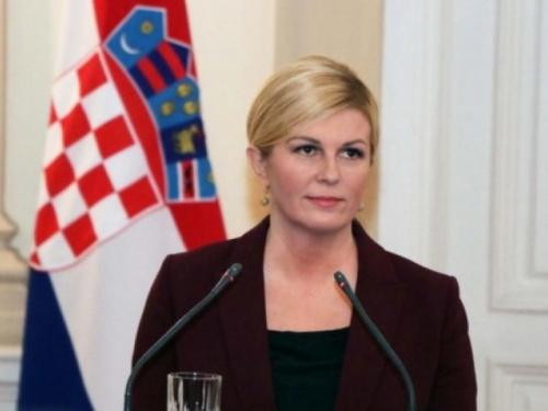 Predsjednica o Milanoviću