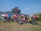 I biciklisti iz Rame krenuli na hodočašće u Sinj