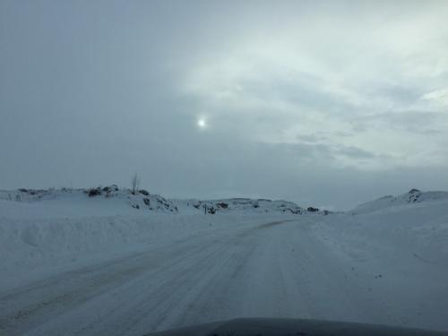 FOTO: Put preko Paklina prohodan