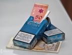 Cigarete poskupljuju od Nove godine