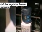 Jak potres pogotio Argentinu