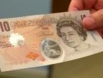 Britanija 2016. počinje izdavati plastične novčanice