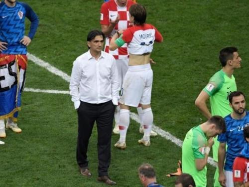 Zlatko Dalić: Što bih promijenio u finalu Svjetskog prvenstva? Suca!