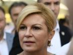 Grabar Kitarović: Najgora opcija je da međunarodna zajednica nameće BiH rješenja
