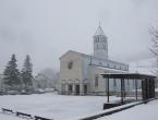 FOTO: Proljetni snijeg u Prozoru - Rami