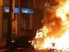 Treći dan prosvjeda: Rat na ulicama Barcelone, gore auti