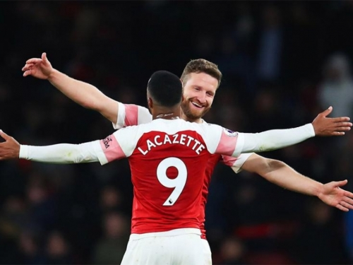 Arsenal treći