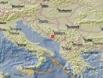 Hercegovinu probudila tri potresa