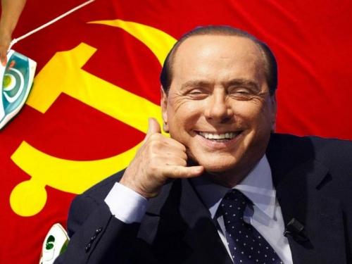 Berlusconi: Čuvajte se komunizma