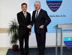Herceg upoznao kineskog veleposlanika u što ulagati u HNŽ-u