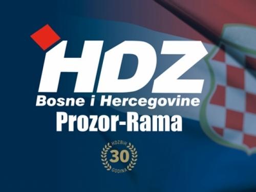 OO HDZ BiH Rama uputio pismo zahvale biračima