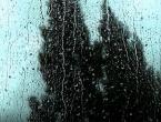 Umjereno do pretežno oblačno s kišom na jugu