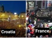 U Francuskoj neredi, pljačka, mrtvi… U Hrvatskoj jedan Francuz dobio šamar