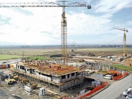 U prvih pola godine u BiH izgrađena su 1123 nova stana