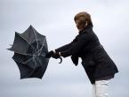Narančasto upozorenje za pojačan vjetar