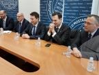 """Petrov u Mostaru: """"Mostarsko sveučilište čini velike stvari za hrvatski narod"""""""