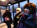 Ekstremno niske temperature upalile meteoalarm