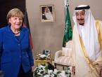 Angela Merkel stigla u posjet Saudijskoj Arabiji, nije pokrila glavu