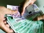 Euro blago ojačao, splasnule bojazni u vezi Deutsche banke