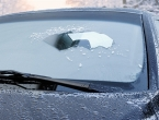 VIDEO: Jednostavno očistite staklo automobila od leda
