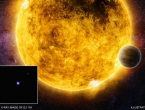 NASA zabilježila dvije solarne baklje velike jakosti