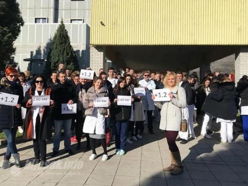 HNŽ: Liječnici od ponedjeljka u generalnom štrajku