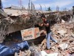 Nakon snažnog potresa 45.000 ljudi ostalo bez krova nad glavom