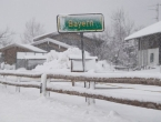 Austrija i južna Njemačka zameteni, a danas novih pola metra snijega