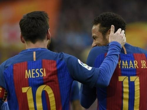 Messi ljutit na Neymara