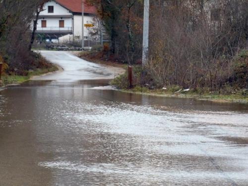 Proglašene redovne mjere obrane od poplava za dijelove Hercegovine